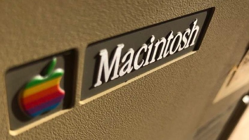 Logotipo Macintosh