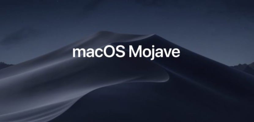 Fondo macOS Mojave