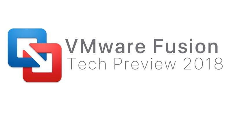 VMware Fusion Tech Preview 2018 está lista para macOS Mojave