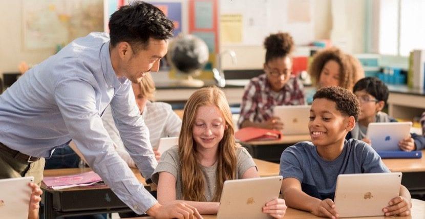 La aplicación Aula enfocada a profesores disponible para Mac