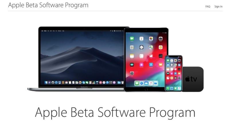 Programa de beta