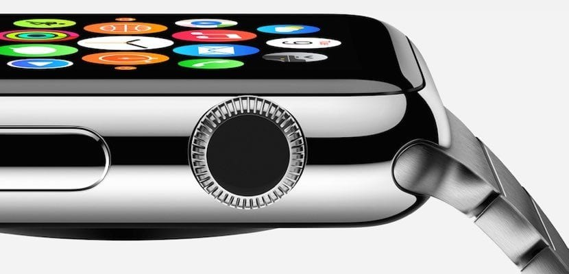 botones Apple Watch