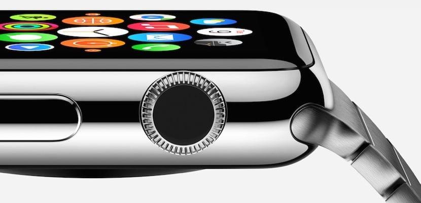 botones Apple Watch