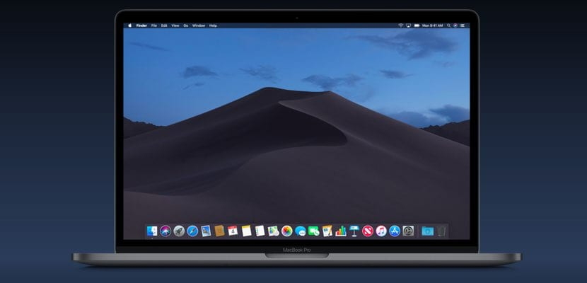 MacBook macOS Mojave