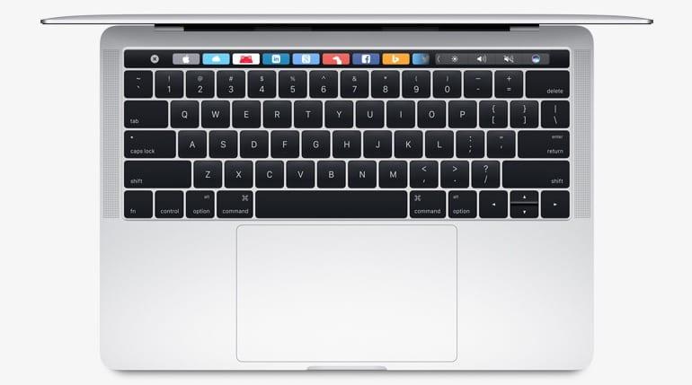 teclas función en Mac que se pueden modificar