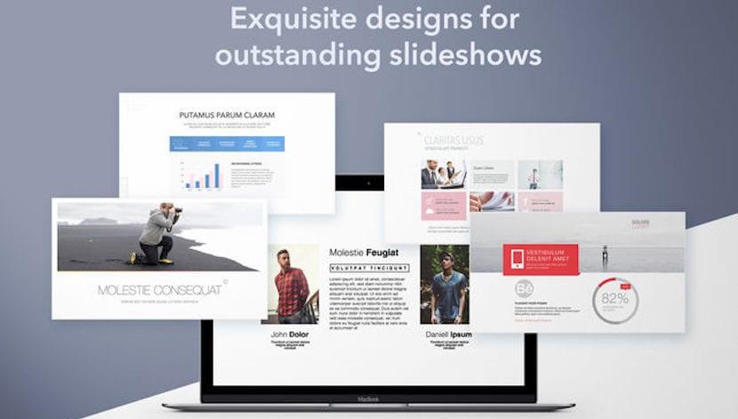 Crea cualquier documento en PowerPoint con esta serie de plantillas