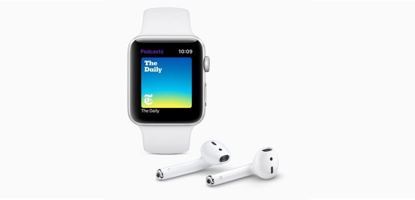 Podcasts watchOS5