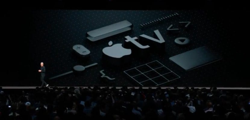 tvOS 12 WWDC