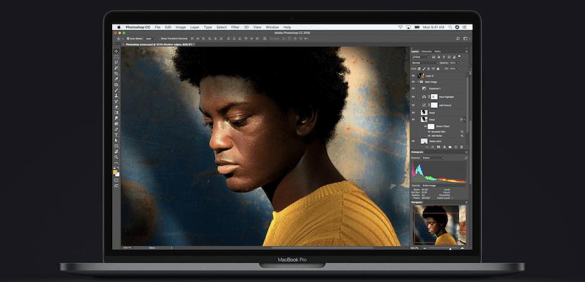 MacBook Pro Photoshop