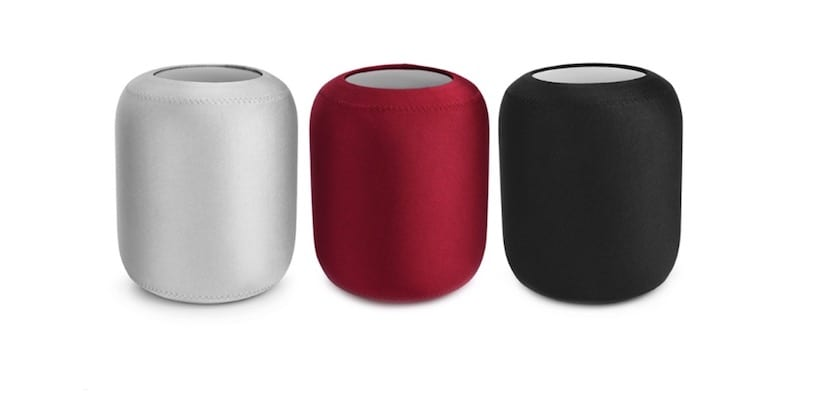 Colores HomePod