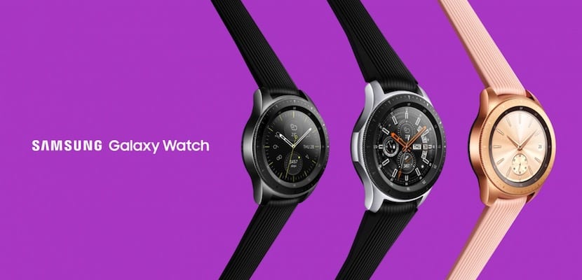Galaxy Watch, colores