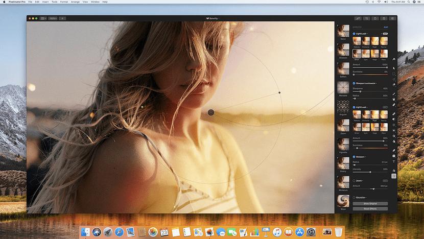 Pixelmator Pro se actualiza a la versión 1.1.4 y reduce su precio casi a la mitad