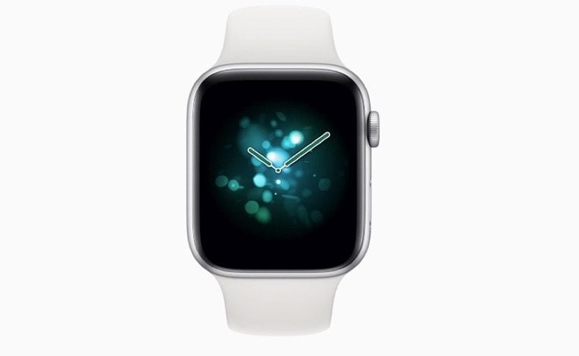 Apple Watch blanco