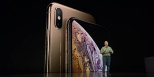 Keynote del iPhone XS