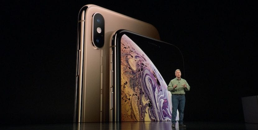 Keynote del iPhone XS