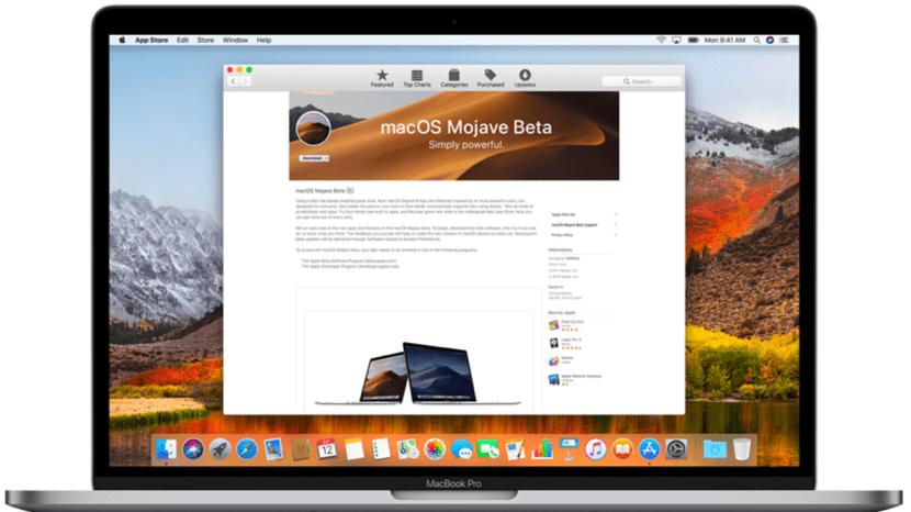 macOS Mojave MacBook Pro