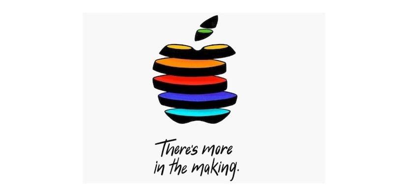 Evento Apple 30 octubre 1