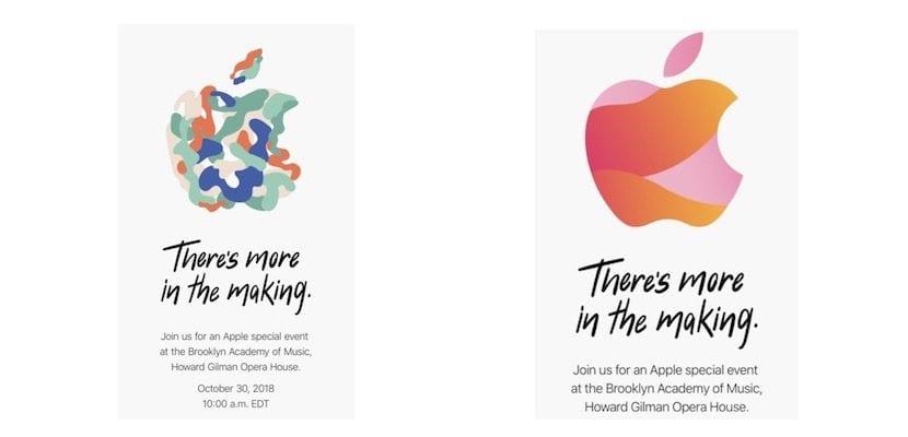 Evento Apple 30 octubre 3