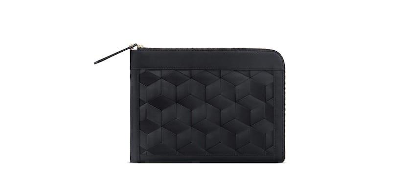 Funda de diseño MacBook Pro negra