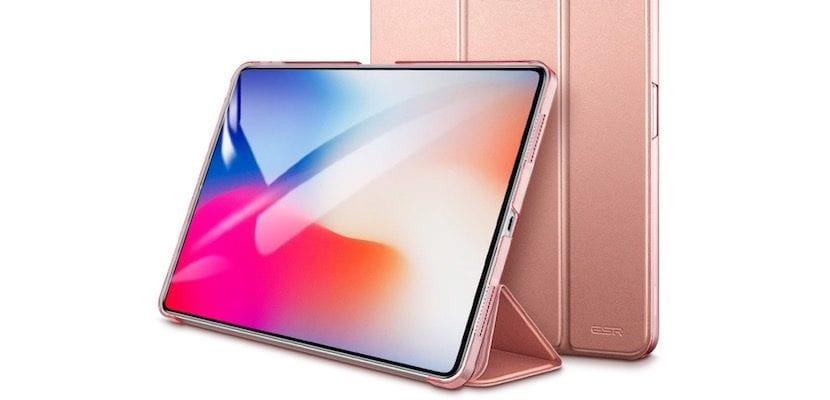 Funda iPad Pro 2018 3D