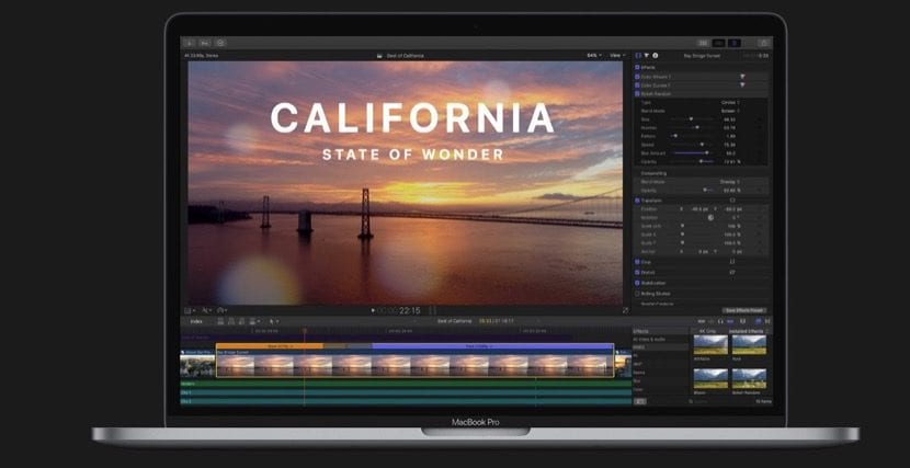 Final Cut Pro para Mac