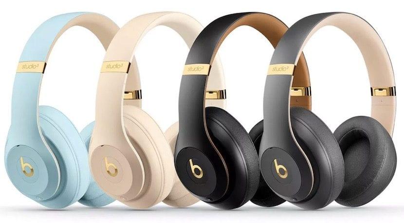 Apple renueva la línea de colores de los Beats Studio 3 Wireless