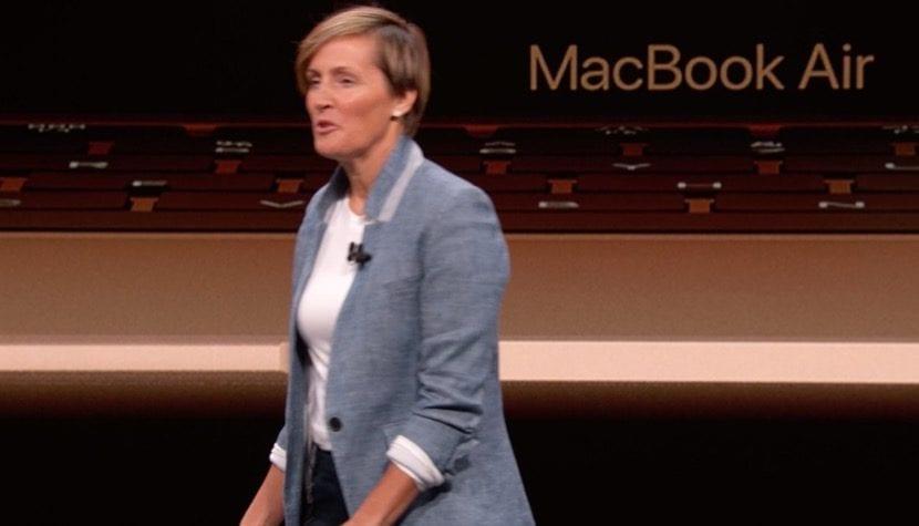 Presentación MacBook Air