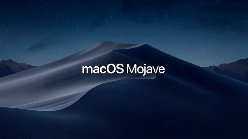 Apple lanza macOS Mojave 10.14.3 beta 1 para desarrolladores