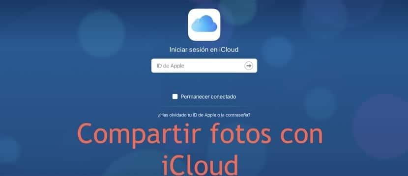 Comparte fotografías en Fotos para macOS con cualquier persona