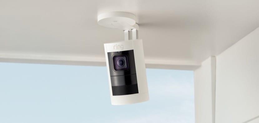 Ring Camara vigilancia