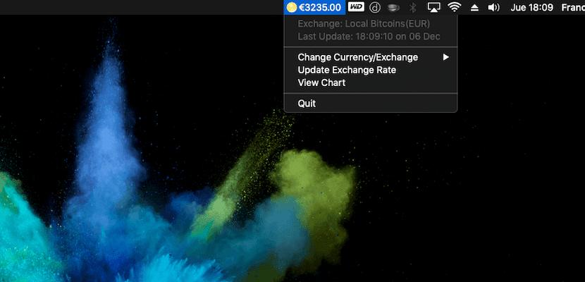 Bitcoin Taskbar