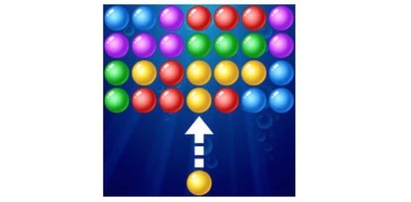 Bubble Shooter 60, un nuevo y entretenido juego de juntar bolas de colores