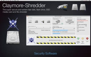 Claymore-Shredder para Mac
