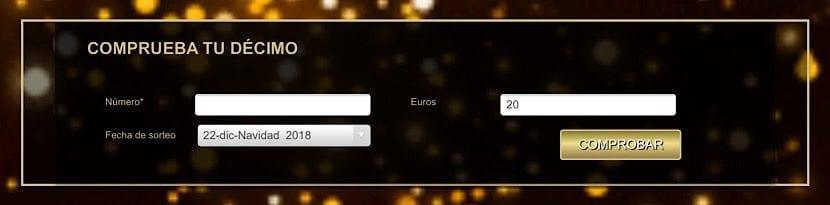 Comprobar décimos de lotería premiados de Navidad desde la web oficial: loteriasyapuestas.es