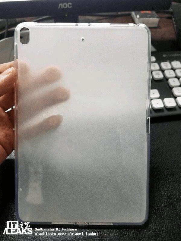 Funda filtrada del iPad Mini de 5ª generación