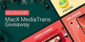 La Navidad con MacXDVD: sorteos para todos