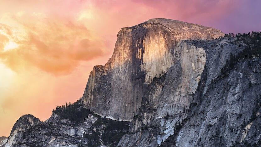 Fondo de pantalla OS X 10.10 Yosemite