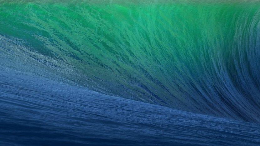 Fondo de pantalla OS X 10.9 Mavericks