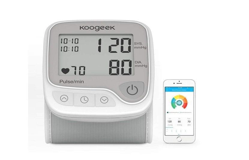 Tensiómetro Koogeek