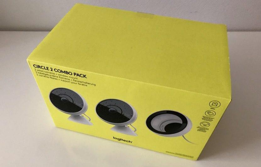 Caja cámara Circle 2