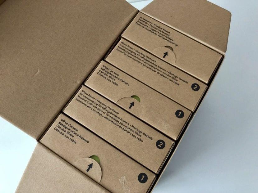 Cajas pack Circle 2