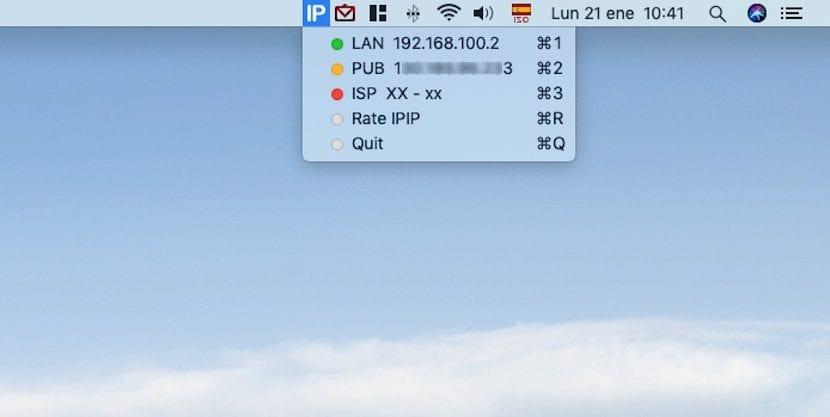 Conoce la IP de tu Mac