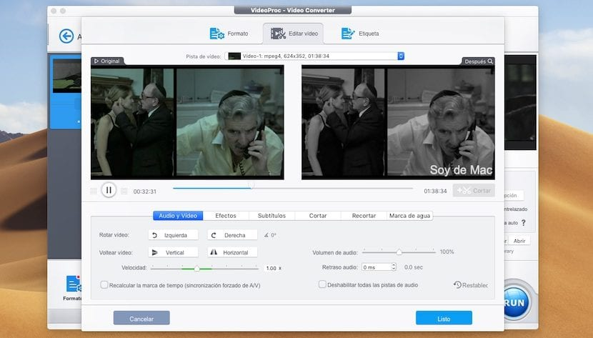 Qué es VideoProc