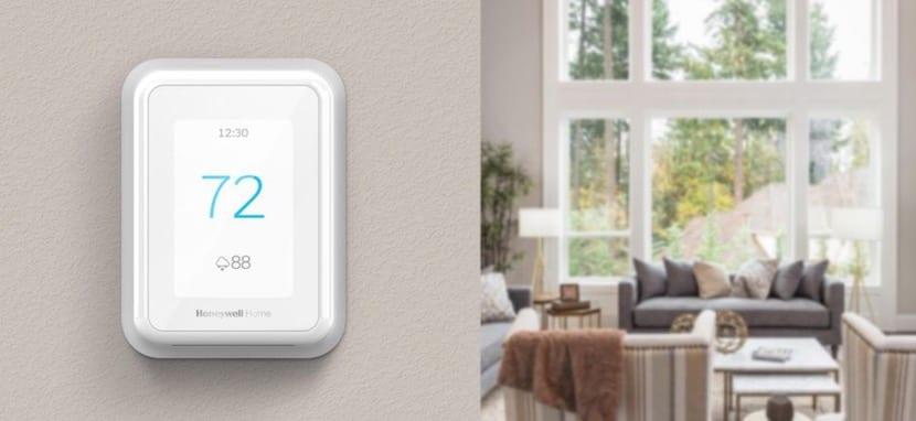 Honeywell T9 T10 Pro control temperatura habitaciones