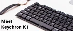 Teclado keychron k1