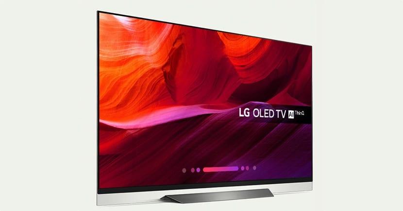 Televisor LG con soporte para HomeKit y AirPlay