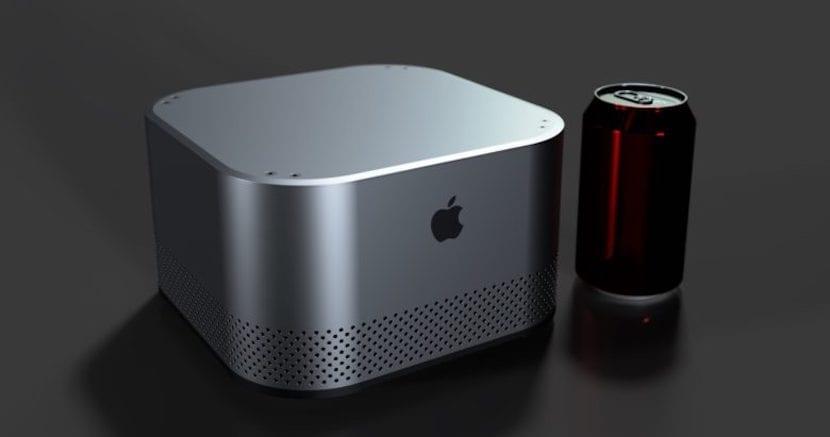 Mac con refrigueración líquida