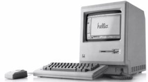 Primer Macintosh de Apple