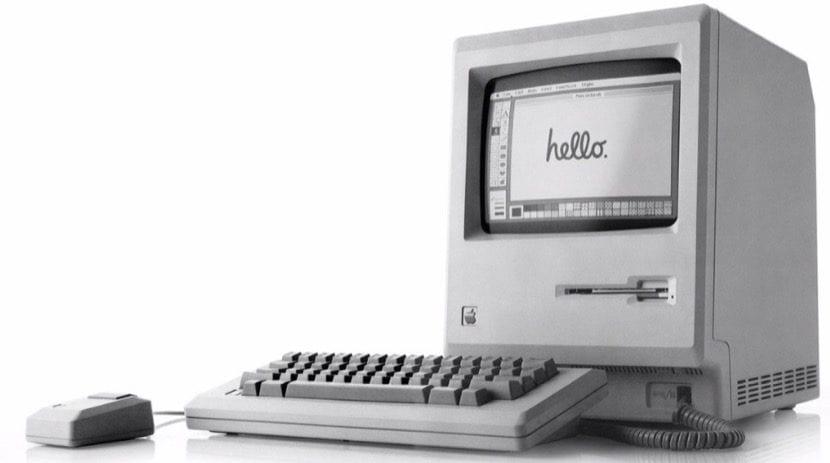Primer Macintosh de Apple