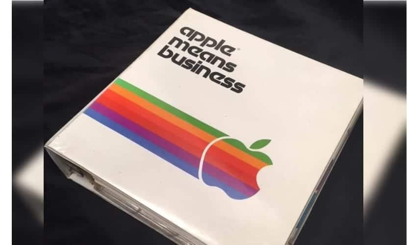 Catálogo Apple 1980